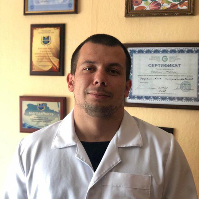 Picture of Олексій Свердлов