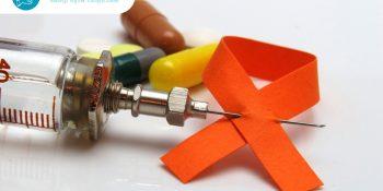 СНІД, ВІЛ і наркотики: сумна статистика
